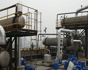 工业设备化学清洗