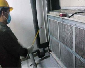 专业清洗中央空调