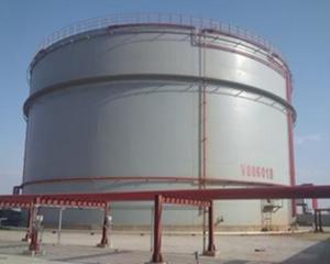 储油罐机械设备清洗