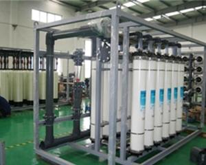 水处理设备清洗